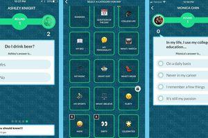 FriendO, a quiz app with NSFW