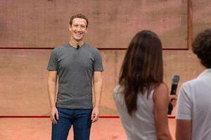 Facebook's Zuckerberg says