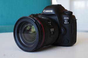 Canon EOS 5D Mark IV preview: