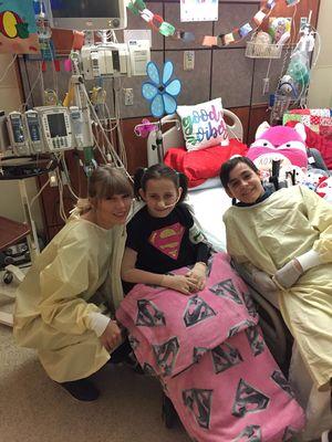 Taylor Swift visits badly