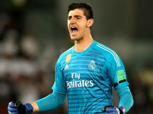 Courtois: I was happy at
