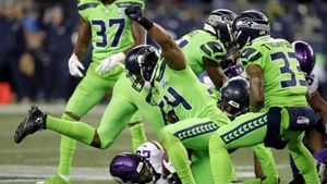 Seahawks on brink of playoffs