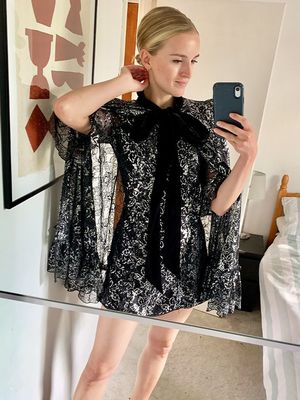 I Tried On H&M's Collaboration