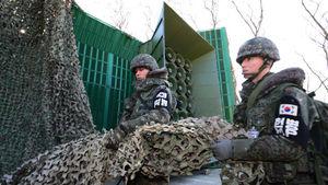 South Korea Stops Blaring