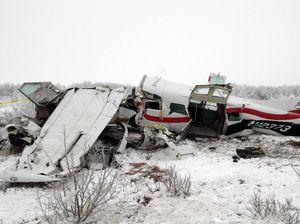 5 passengers killed in Alaska