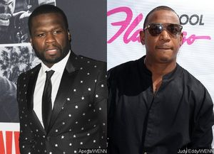 50 Cent and Ja Rule Reignite