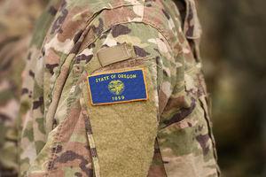 Army National Guardsman dies