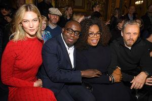 Oprah supports Stella