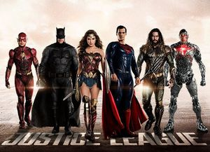 New 'Justice League' Poster