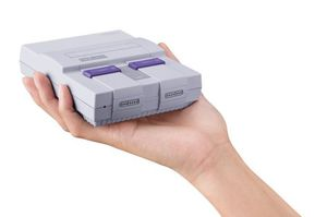 SNES Classic preorders