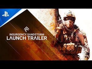 Insurgency: Sandstorm Trailer