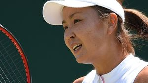 Peng Shuai banned for six
