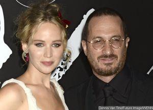 Jennifer Lawrence and Darren