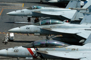 Aviators die after Navy jet