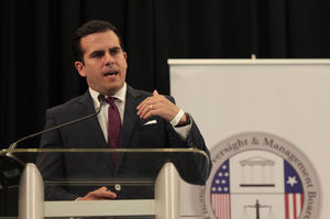Puerto Rico governor is