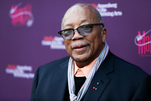 Quincy Jones dishes on his
