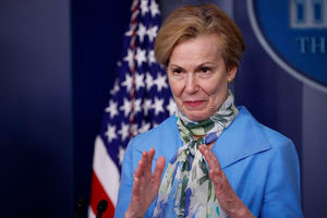 Ex-White House COVID adviser