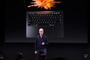 Watch Apple's MacBook Pro