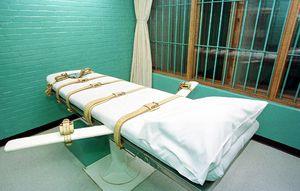 While blacks executed, whites