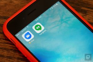 Google's Duo chat app expands