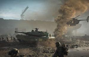 'Battlefield 2042' accidental