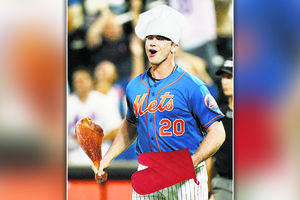Mets star Pete Alonso's secret