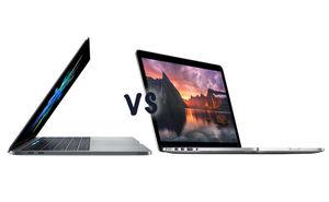 Apple MacBook Pro (2016) vs