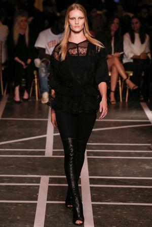 Givenchy Goes Black & White