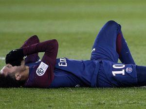 Neymar 'sad' after 'scary'