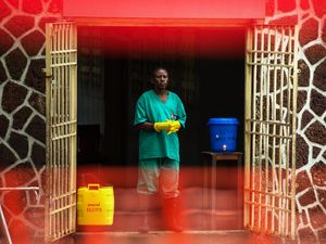 An Ebola Vaccine Gets Its