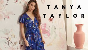 Tanya Taylor Is Seeking A Fall
