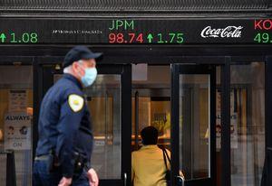 Stocks Tick Higher After Big