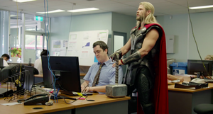 We finally know what Thor was