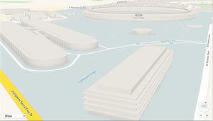 Apple Park 3D models,