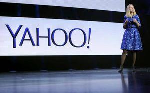 Yahoo CEO Marissa Mayer's