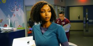 Chicago Med's April Has