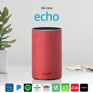 Amazon releases a (RED) Echo