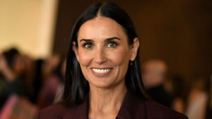 Demi Moore Opens Up About Her
