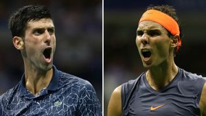 US Open 2018: Rafael Nadal and