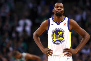Kevin Durant: 'Michael Jordan