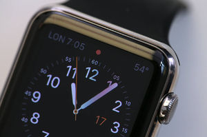 How a New Apple Watch May