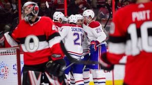 Habs sweep home-and-home