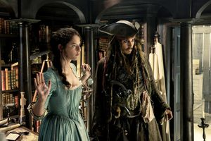 'Pirates of the Caribbean 5'