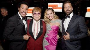 Elton John's 26th Oscars