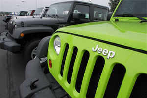 Fiat Chrysler recalls 1.6M