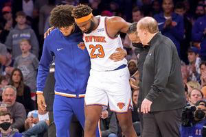 Knicks Mitchell Robinson