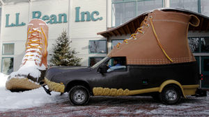 L.L. Bean Wants to Know Where