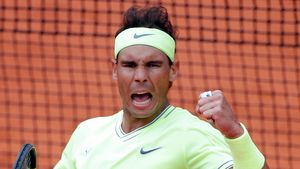 Nadal reaches final after