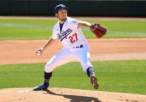 New Dodgers ace Trevor Bauer's