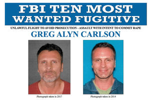 One of FBI's Most Wanted